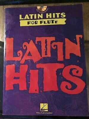 Latin Hits Play along Series w/ CD for Flute
