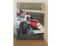 Autocourse 1989-1990, in excellent condition