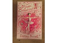 Magic Ballerina - 6 book BOX SET VGC - Nos 1-6 - Darcey Bussell