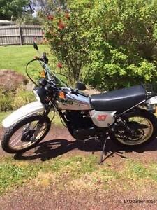 1981 Yamaha XT500 Albert Park Port Phillip Preview