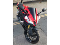 2015 ABS Yamaha YZF R-125 r125 in Red great condition