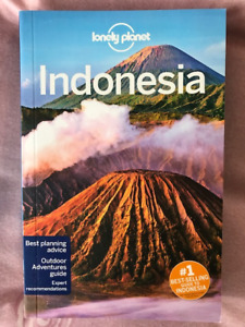 Lonely Planet Indonesia, 11th Edition (latest ed.) *BRAND NEW*