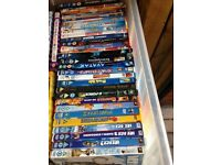 Various childrens DVD's