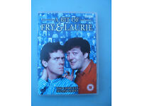 DVD A Bit of Fry & Laurie Series 2 BBC Stephen Fry & Hugh Laurie Cambridge Footlights Revue