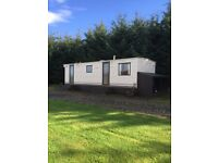 SOLD to second viewer - Cosalt Coaster 2 Bed Static Caravan