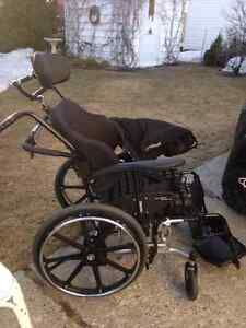 ADULT ORION WHEELCHAIR