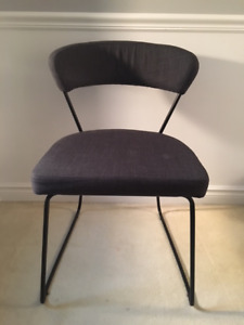 STRUCTUBE Desk / Dining Chair - Navy