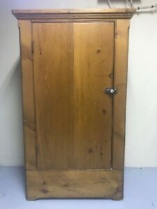 Pine Antique Cabinet