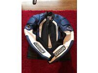 Hein gericke leather pro sport jacket