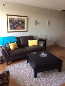 Beautiful, clean, furnished bedroom for rent in Clayton Park!