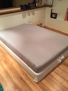 FOR SALE Bed base and mattress