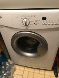 Almost new FRONT LOAD AUTOMATIC WASHER - WHIRPOOL