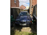 BMW 316 compact may swap