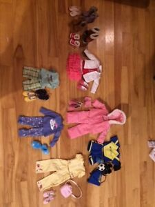 Maplelea Doll Clothes and Shoes