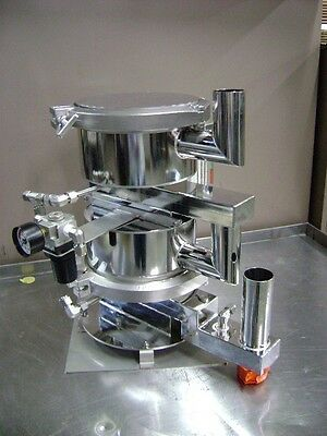 2469 Stainless Steel Pressurefilter Double Chamber System