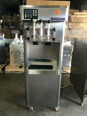 Soft Serve Frozen Yogurt Ice Cream Machine