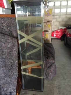 Glass Display Cabinet Good Condition Urgent Clontarf Redcliffe Area Preview