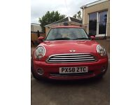 Mini One 1.4 Hatchback with Pepper Pack