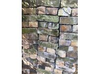 Original London Stock bricks, about 180 bricks in good condition, to be collected by Friday, 27/4