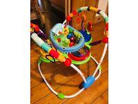 Baby Einstein Friends Activity Jumper in excellent condition