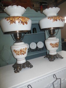 vintage hurricane lamps London Ontario image 1