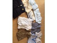 White company, Gant, John Lewis - Baby boy clothes bundle birth to 6 months