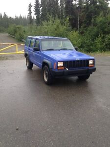 Price corrected 1998 Jeep Cherokee