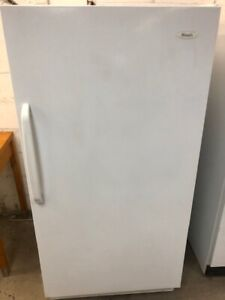 LIKE NEW WOODS UPRIGHT FREEZER