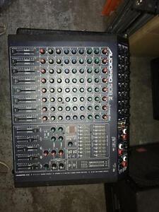 Mixer Amplifier* Yorkville AUDIOPRO 508* Usagé* Les meilleurs prix garantie*Plusieurs autres marques & modèles dispo
