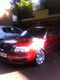 Skoda Superb Auto 1.9 TDI 130 pd engine Fully Loaded