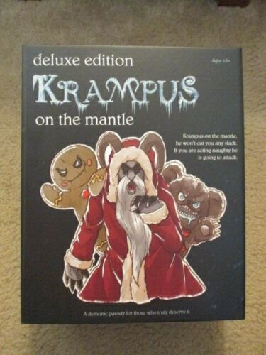 Krampus On The Mantle Deluxe Edition FYE Exclusive * SOLD OUT*