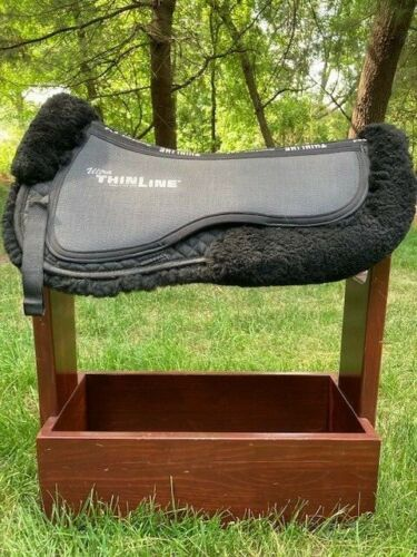 Thinline Half Pad - Full Sheepskin