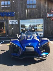 2017 Polaris Slingshot SL Demo Model