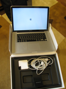 Macbook Pro 15 i5 2.4ghz, 500gb, 8gb - good condition
