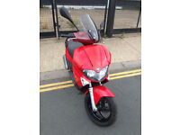 2008 Gilera Runner ST 125 Touring Edition in Red great condition