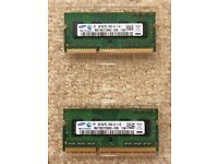 4GB (2x2GB) RAM Memory DDR3 PC3 10600 - Only £12!