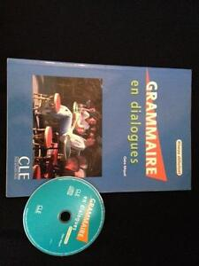 French textbook: Grammaire en dialogues - niveau débutant Bellevue Hill Eastern Suburbs Preview