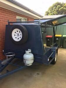 Brooks Canopy Trailer with rear door South Plympton Marion Area Preview