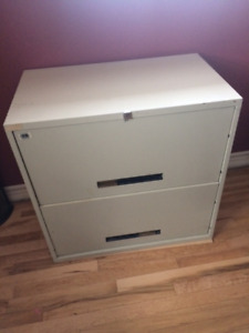 Steel 2-drawer Lateral Filing Cabinet