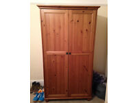 Wardrobe - IKEA SOLID Antique Pine