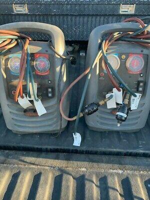 Robinair Refrigerant Recovery Machine 25200b Version 2 115v 60 Hz W 14 Hose