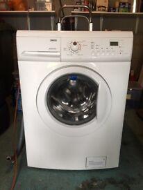 Zanussi Jetstream+ 8kg 1400 rpm washing machine