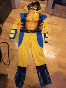 Costume d'halloween Wolverine