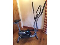 Empire Magnetic 2 in 1 Cycle Elliptical Cross Trainer