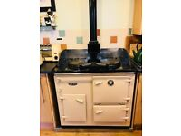 Esse sovereign gas stove heating & hot water 2 burner