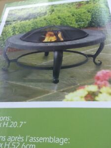 Fire bowl brand new in box