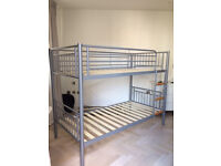 High Quality Bunk bed frame and matrasses (sold separetely)
