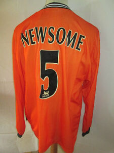 Sheffield-Wednesday-97-98-Jon-Newsome-Match-Worn-Football-Shirt-Size-XL-7624