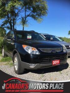 2011 Hyundai Veracruz GL GL, Auto, FWD, Sunroof, USB, BEST PRICE
