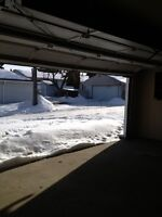 12325 136 avenue.. LARGE DOUBLE GARAGE FOR RENT!!!